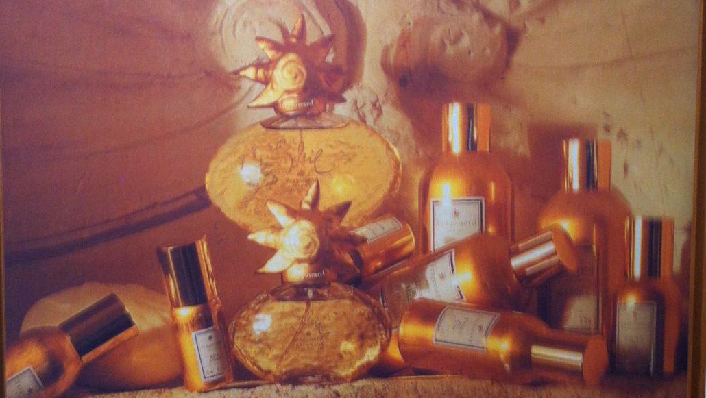 Les parfums Fragonard